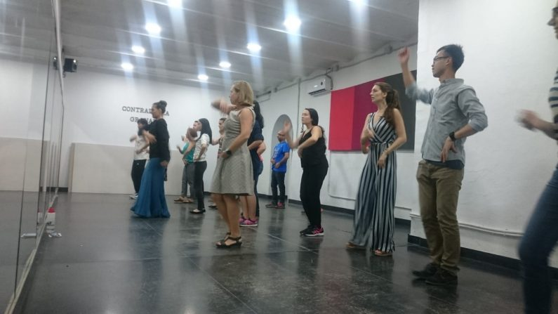 Flamenco Class in Granada by piccavey