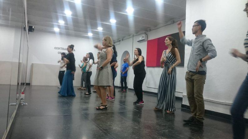 Flamenco Class in Granada by piccavey