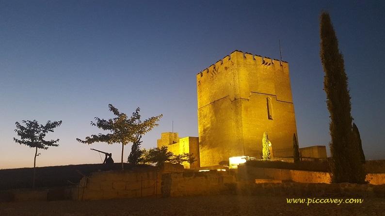 Fortaleza Mota Alcala La Real