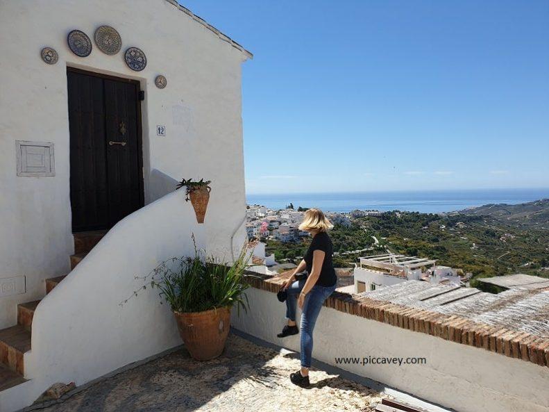 Frigiliana Andalucia Spain Blog