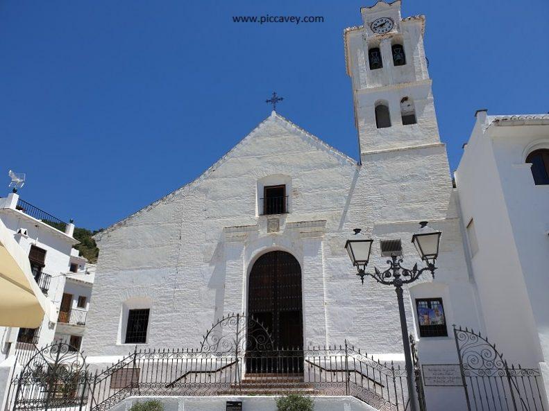 Frigiliana Church