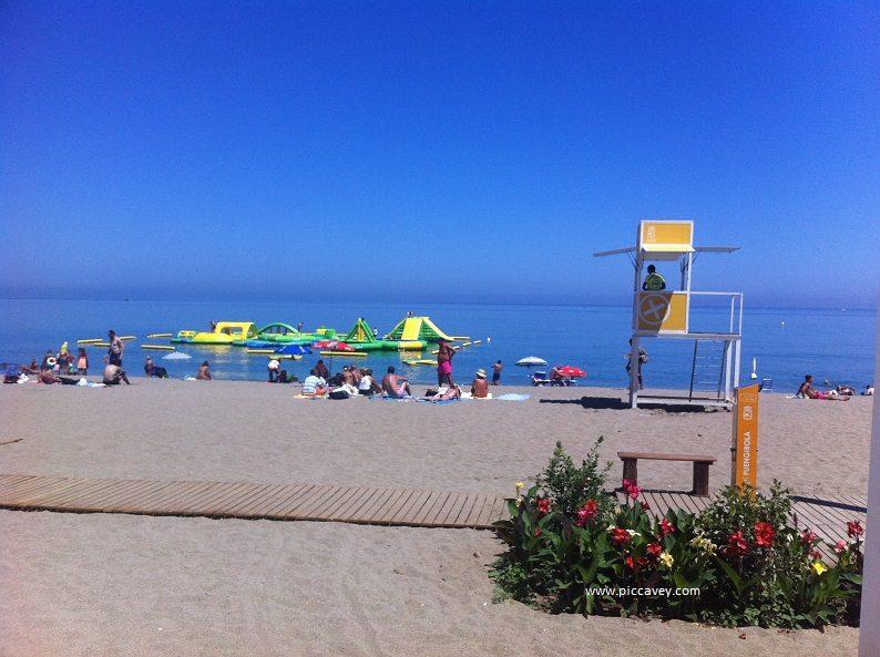 Fuengirola Beach Costa del Sol