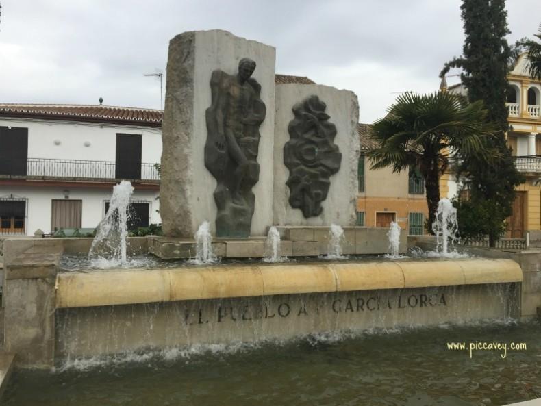 Fuentevaqueros Spain