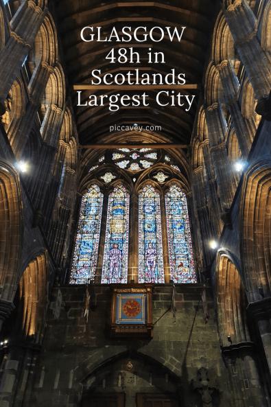 GLASGOW 48h in Scotlands Largest City