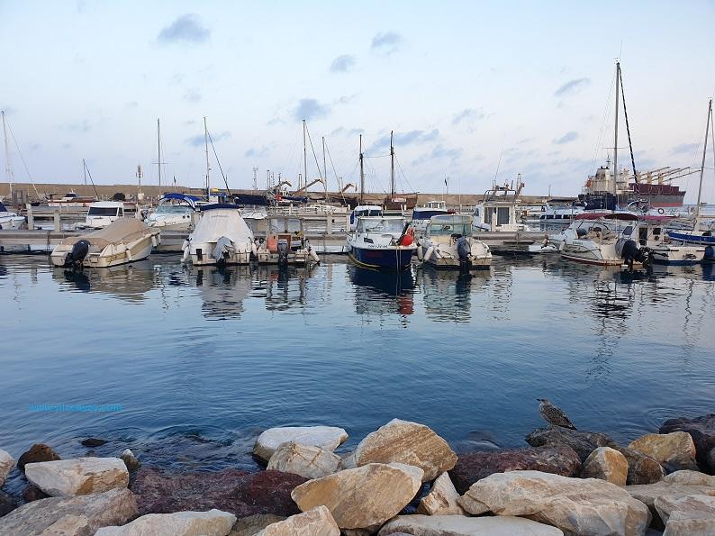 Garrucha Almeria Coast Spain
