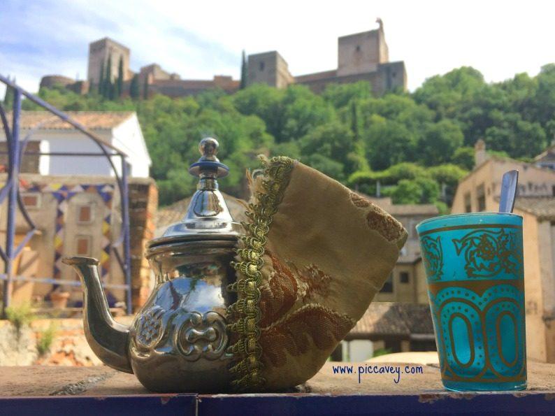 Gay friendly Granada tea