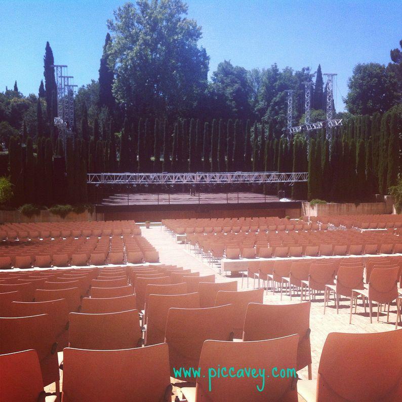 69th Alhambra Dance festival - Granada´s FEX Summer Concerts