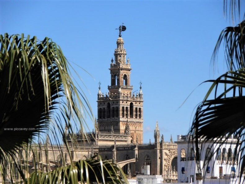 Giralda Seville Cathedral tower