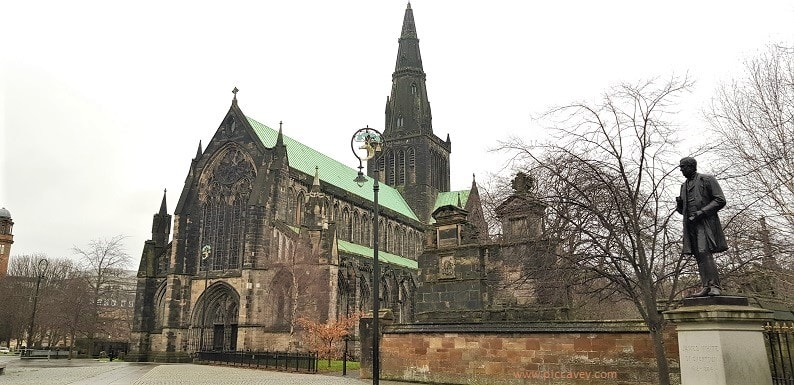 Glasgow Cathedral UK