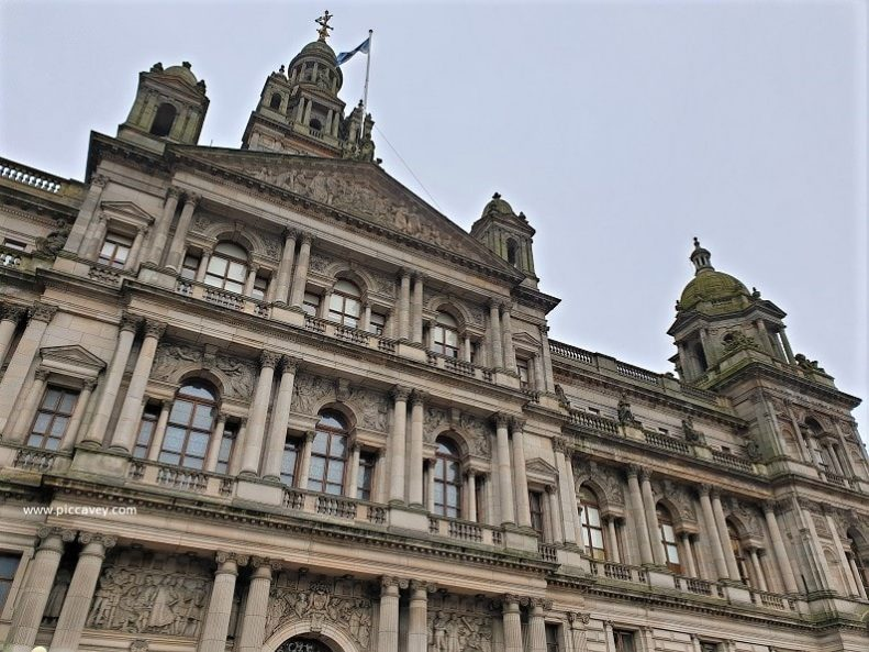 Glasgow Town Hall Scotland