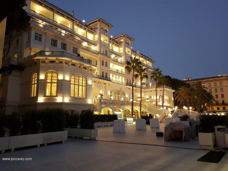 Gran Hotel Miramar Malaga Spain by piccavey