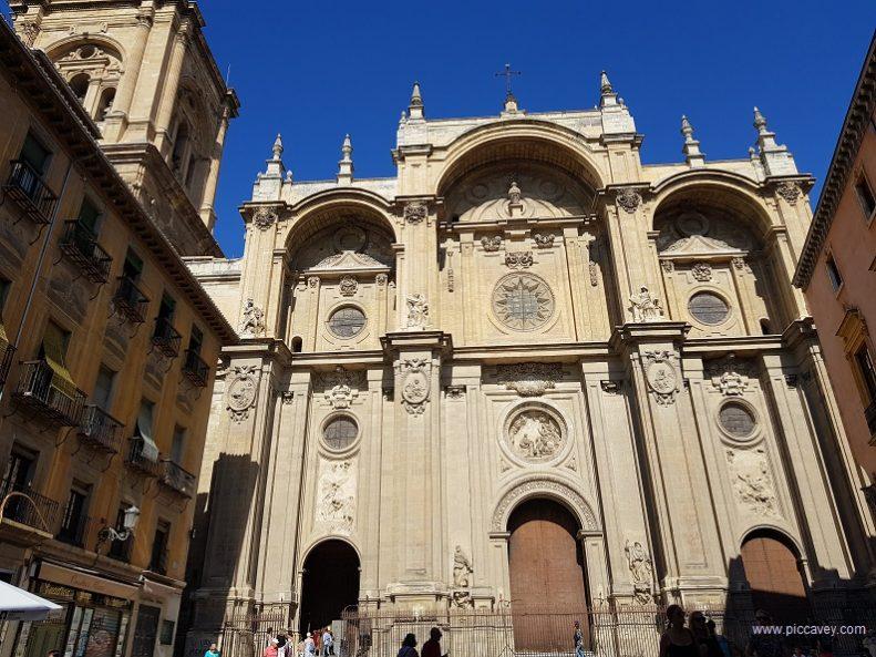 Granada Cathedral Spain