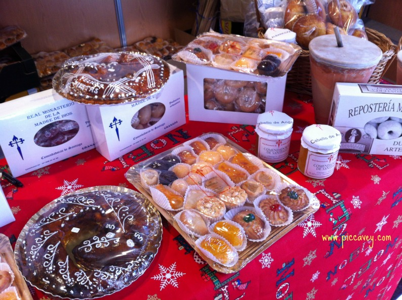 Granada Christmas Sweets