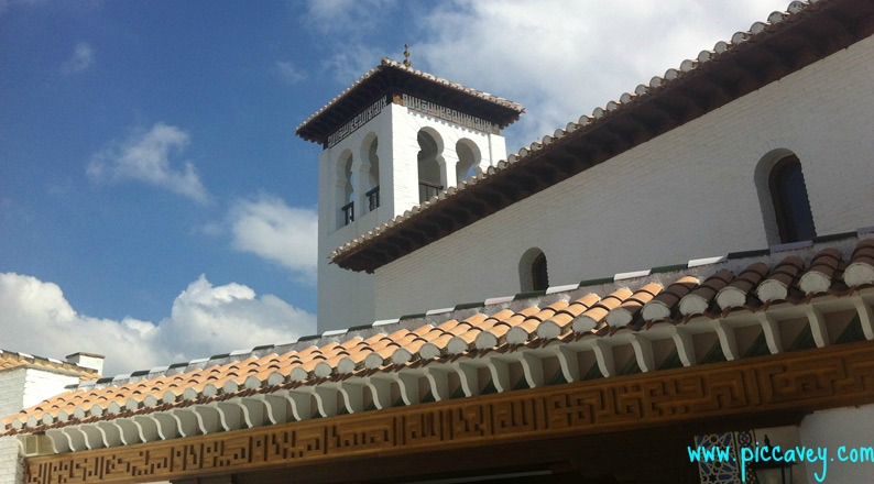 Granada-Mosque-Spain