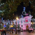 New Years Celebrations in Granada Spain
