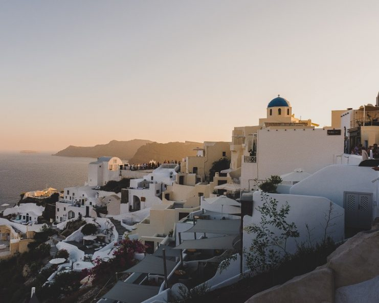 Greece Photo by Simon Shim on Unsplash Solo Travel