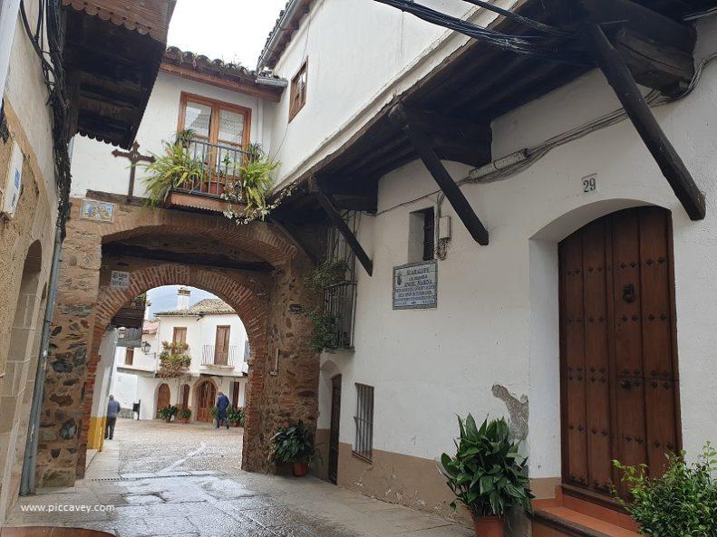 Guadalupe Extremadura Spain