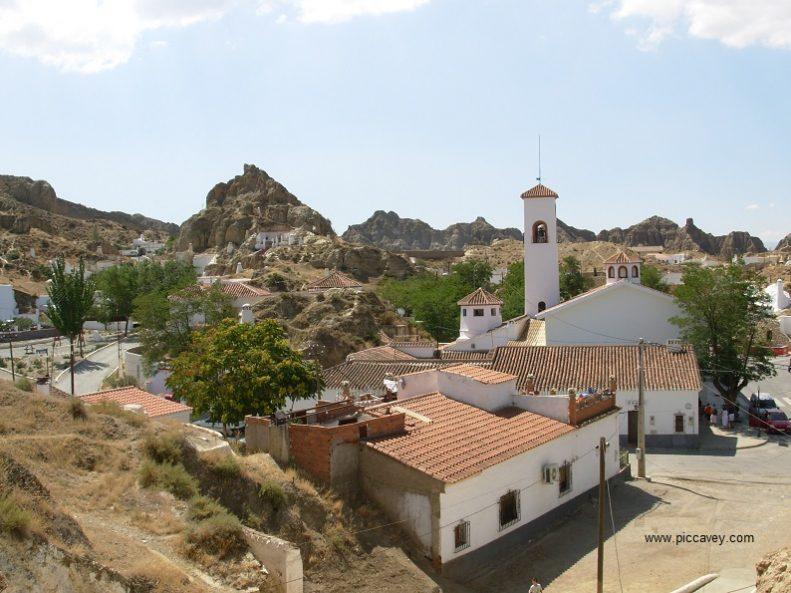 Guadix Cavehouses Granada Spain Blog