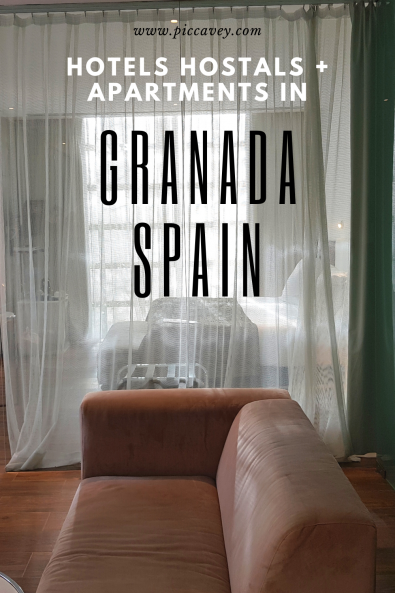 Guide to Granada Hotels in Spain