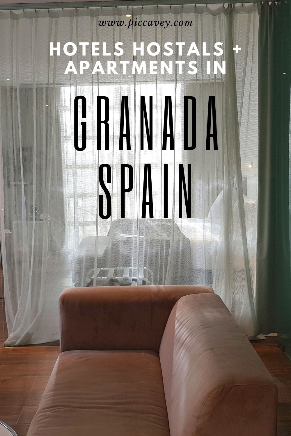 Guide to Granada Hotels in Spain