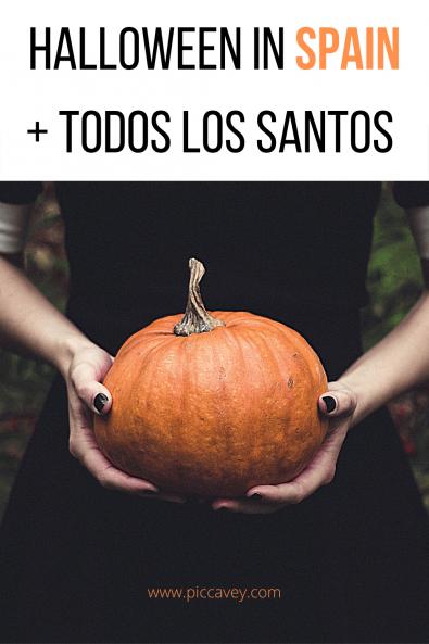Halloween in Spain Todos los Santos