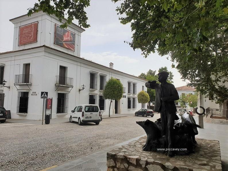 Ham Museum Aracena.