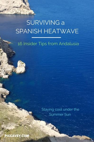 Heat Tips Spanish Heatwave