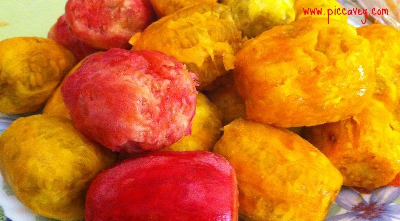 Higos Chumbos Spanish Fruit
