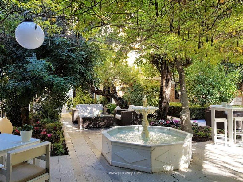 Hospes Palacio de los Patos Granada Hotels