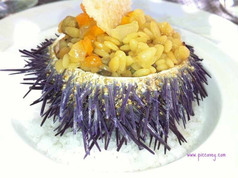 Seafood Risotto at Palacio los Patos