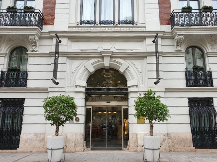 Hospes Palau de la Mar Valencia Hotel