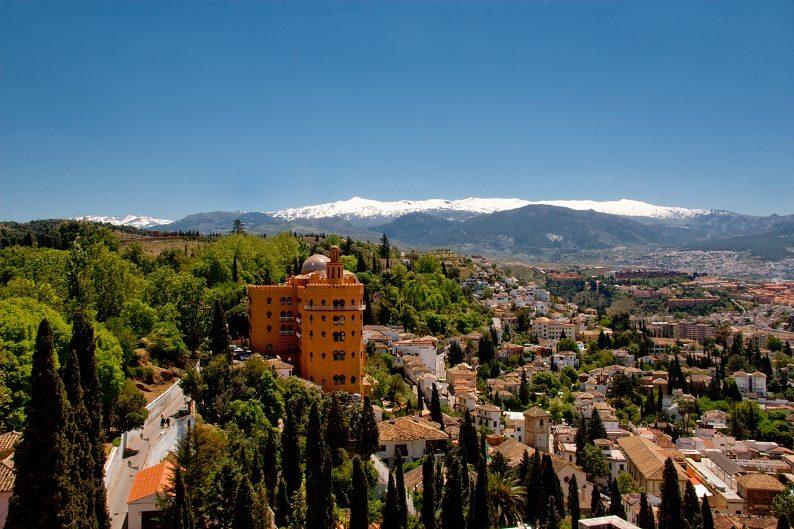 Hotel Alhambra Palace + Sierra Nevada Spain