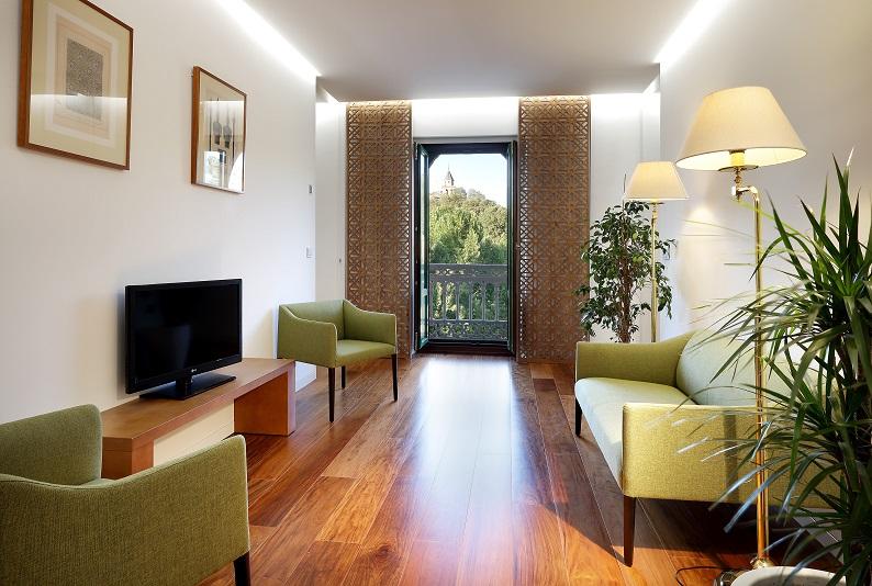 Hotel Alhambra Palace Suite Granada