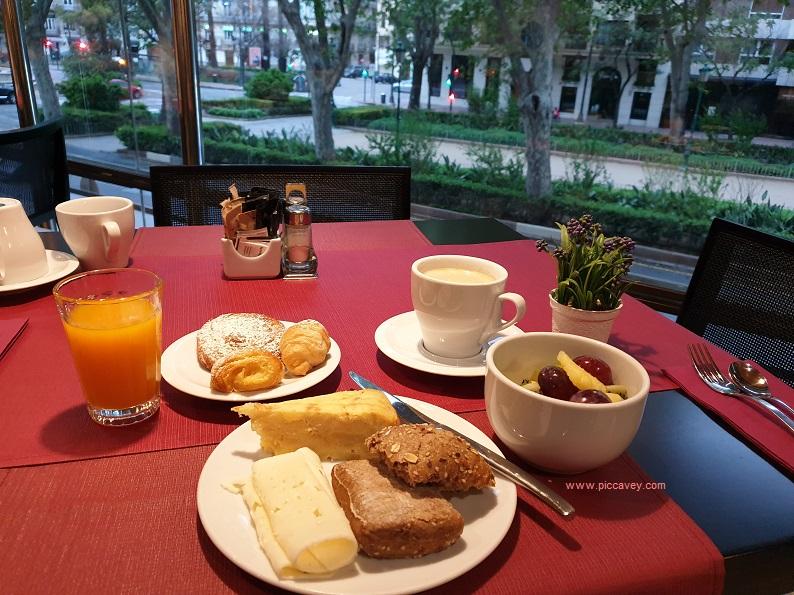 Hotel Dimar Breakfast Valencia