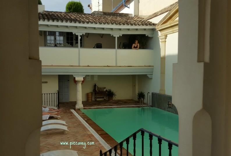 Hotel Las Casas de la Juderia Cordoba Spain