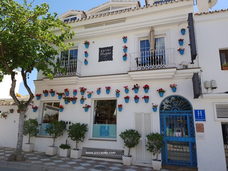 Hotel Pueblo Benalmadena Costa del Sol
