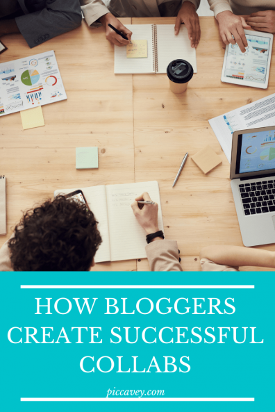 How Bloggers Create Collabs