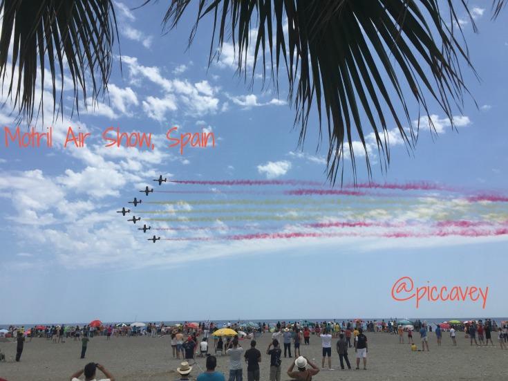 Motril Air Show Costa Tropical Spain