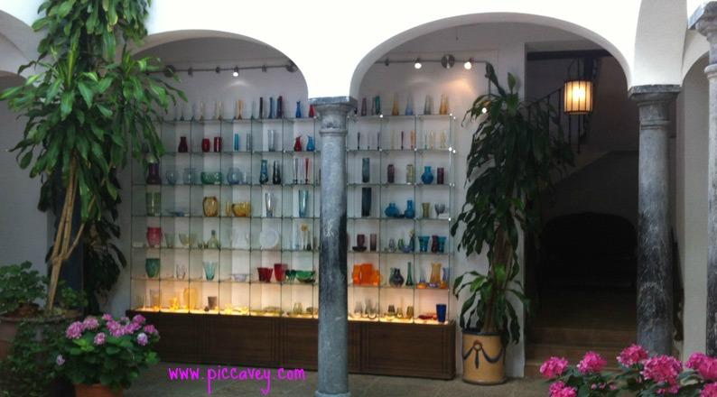 Malaga Glass Museum