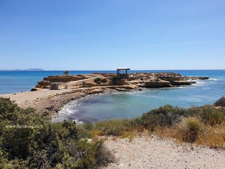 Illeta El Campello Alicante