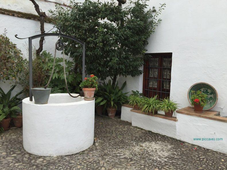 Lorca Birthplace Casa Natal FuenteVaqueros Granada Spain