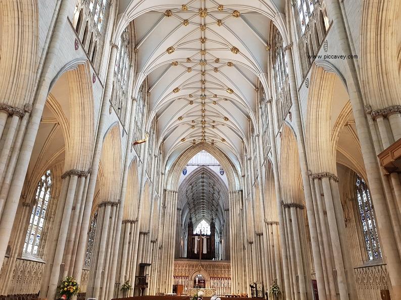 Inside York Minister England