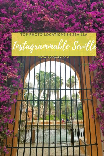 Instagrammable Seville