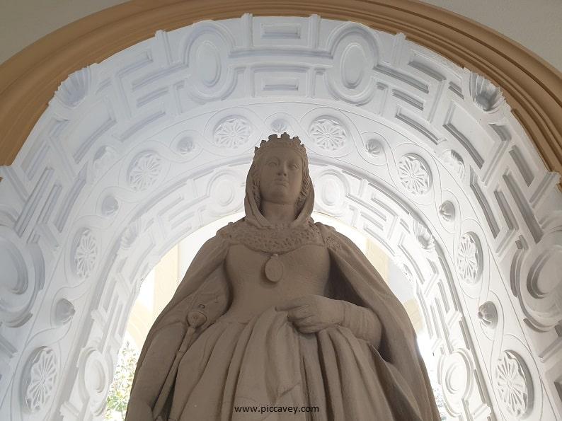 Isabel La Catolica in Granada Town Hall