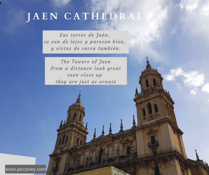 Jaen Cathedral Tower