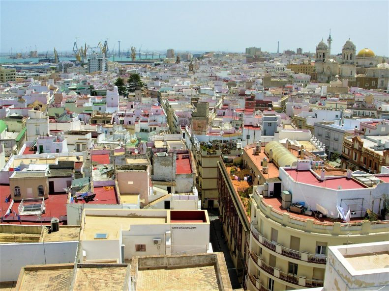 Cadiz + Jerez Spain