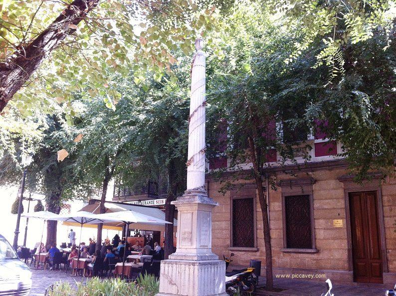 Jewish Quarter Granada Realejo Padre Suarez Spain Blog