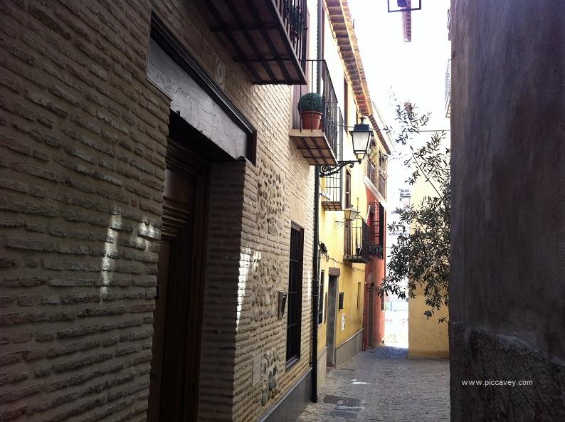 Jewish Quarter Granada Realejo Spain Blog