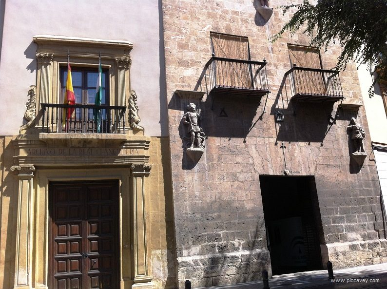 Jewish Quarter Granada Realejo Spain Blog Casa Tiros