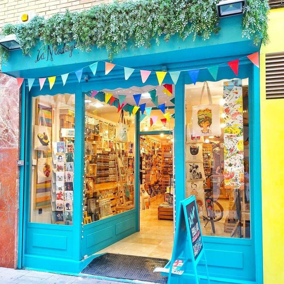La Madriguera Shop in Granada